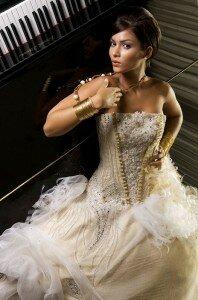 Гламурная невеста
